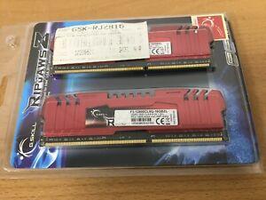 G.Skill RipjawsZ 16GB (4x4GB) DDR3 PC3-12800 1600Mhz Quad Channel Kit