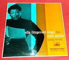 ELLA FITZGERALD   LP ORIG 60'S UK MONO SINGS COLE PORTER SONGBOOK  EMI