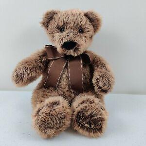 "2015 Toys R Us FAO Brown Teddy Bear Soft Toy Plush 18"" Tall"