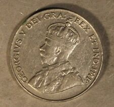 1926 Canada 5 Cents Nickel Close 6 Pleasant     ** FREE U.S. SHIPPING **