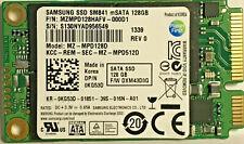 Samsung SSD SM841 mSATA 128GB Solid State Drive - MZ-MPD128D