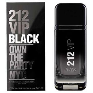 Carolina Herrera 212 VIP Black Pour Homme - 100ml Eau De Parfum Spray
