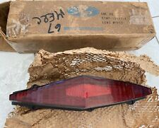 1967 Mercury Tail Light Lens NOS, Monterey Marquis Montclair S55 Rear Tail Lig