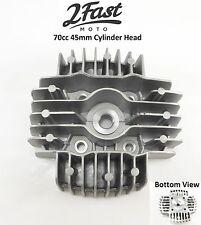 2FastMoto Tomos 70cc Big Bore 45mm Cylinder Head A-55 Targa LX Sprint ST E50