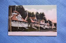 Lot of 2,  G.A.R Post Card, and Shares Certificate, The Weirs, NH