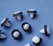10x Verkleidung Clips Befestigung Klips Halter Panel für Fiat Peugeot weiß 226