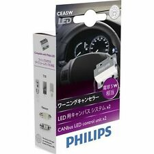 Philips Canbus LED Control Unit 12V Error cancellor for European Car