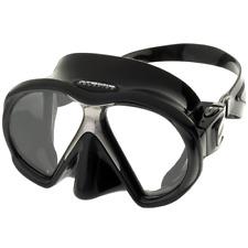 Atomic Aquatics Subframe Scuba Diving Mask Black/black Full