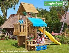 Parco gioco CUBBY- MINI PICNIC torretta più modulo mini-picnic Jungle Gym