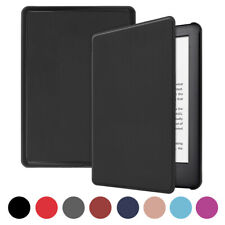 Protective Leather Smart Cover For Amazon All New Kindle 10th Generation 2019 6""