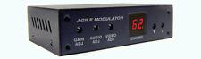 Full-Channel RCA Video Audio To RF Coax CATV UHF VHF Channel Modulator CH2-138