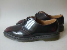 NEW MEN'S 2 TONE CHERRY OX BLOOD ARCHIE STEED ARCADIA DR MARTEN MOD SHOES 6 #101