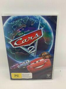 Cars 2 - Disney Pixar (DVD) Australia Region 4