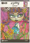 """Dyan Reaveley's Dylusions Dyalog Canvas Printed Cover 5""""X8""""-Believe -DYT60581"""