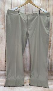 Nike Dri-Fit Essential Flex Golf Un-Hemmed Pants AJ6317 US Men's Size 52 NEW