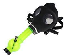 Gas Mask Bong Shisha Pipe Random Colour UK Stock - Party Dress