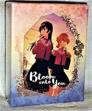 Bloom Into You The Complete Collection (Blu-ray, 2019, 2-Disc) NEW anime romance