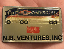 VTG Chevrolet Certified Specialist Indianapolis Indy 500 Racing Race Pin NOS👀