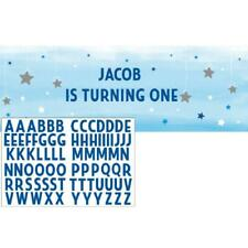 One Little Star Boy - Giant Personalised Banner