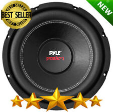 Subwoofer Car audio sub dual 4 ohm new 600 watt box bass woofer enclosure 6 inch