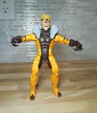 """Marvel Legends SABRETOOTH Marvels Apocalypse BAF wave 6"""" Inch Figure"""