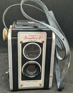 Vintage Antique Kodak KODET  Duaflex II 2 Film Camera -UNTESTED