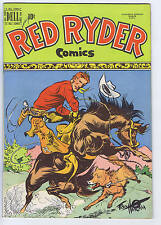 Red Ryder Comics #79 Wilson Pub. 1950 CANADIAN EDITION