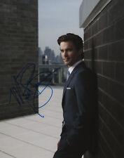Matt Bomer White Collar Caffrey SIGNED 8x10 Photo COA!