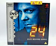 24 The DVD Board Game (PARKER) 2006 PAL TV Games