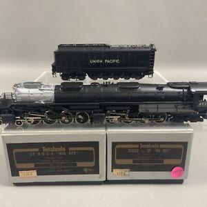 BT - HO Brass Train - PFM Tenshodo UP Union Pacific Big Boy #4004 Painted