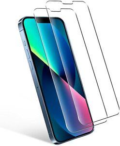 2x iPhone 13 | Pro | 13 Mini | Max Panzerfolie Display Schutzfolie 9H Schutzglas