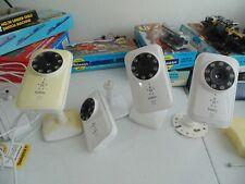 Belkin NETCAM security cameras 4 total