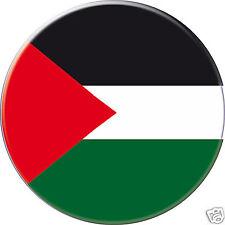 BADGE ROND [56mm] -Drapeau Flag Palestine