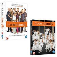 MODERN FAMILY Series Seasons 1, 2, 3, 4, 5, 6 & 7 DVD Box Set 1 - 7 R4