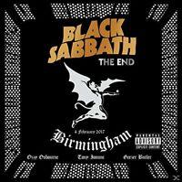 Black Sabbath - Black Sabbath  The End (NEW 2 x CD)