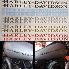 V-rod Harley Davidson Night Rod Special Gas Tank Decals Stickers ANY COLOR