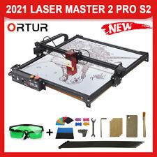 2021 Ortur Laser Master 2pro S2 Laser Engraver 10000mmmin Diy Engraving Machine