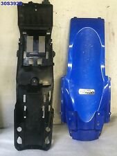 SUZUKI GSX 1000r 07 - 08  INNER AND OUTER REAR GUARDS OEM  LOT30  30S3920 - M533