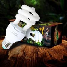 5.0 13W Ampoule Lampe Lumière Calcium UV UVB pour Tortue Lézard Reptile