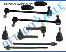 Brand New 10pc Complete Front Suspension Kit for Town & Country / Grand Caravan