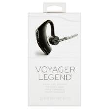 Plantronics Voyager Legend Bluetooth Headset (8730003) Black