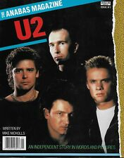 Anabas magazine issue No.1 U2 cover (mag devoted to U2)