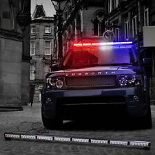 """48 Led 47"""" Flash Traffic Advisor Safety Emergency Warning Strobe Light Bar 12V"""