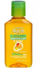 New Garnier Fructis Sleek & Shine Moroccan Sleek Oil Treatment 3.75 Fl. Oz.