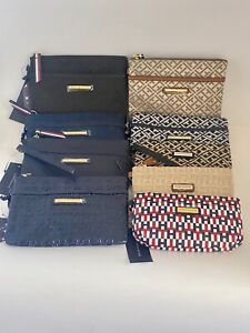 Tommy Hilfiger Wrislet Bag Wallet Hand Pouch NWT