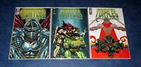 TMNT URBAN LEGENDS #24 1:10 KEVIN EASTMAN variant + A B IDW 2020 COMIC NM