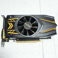 ZOTAC NVIDIA GeForce GTX650Ti 2GB GDDR5 PCI-E Video Card VGA DVI HDMI