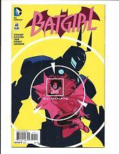 BATGIRL # 41 (DC NEW 52!  AUG 2015), NM NEW