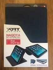 PORT Designs - NAGOYA Slim And Flexible Cover For iPad 6th Gen. - DARK BLUE