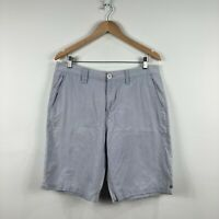 Billabong Mens Shorts Size 34 Grey